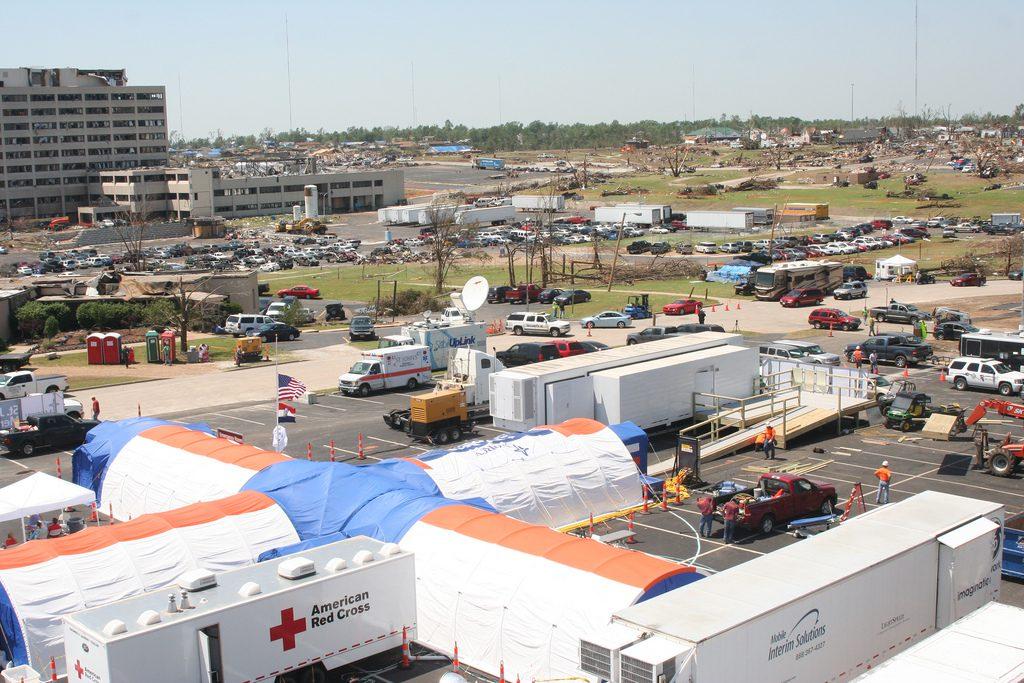 Joplin Mobile Field Hospital