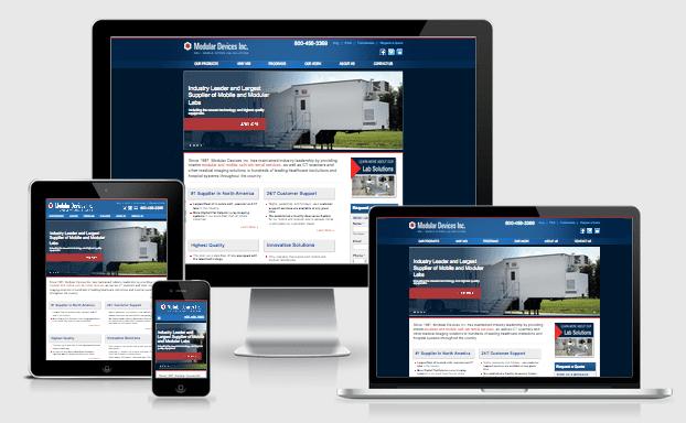 Modular Devices Inc. - Website