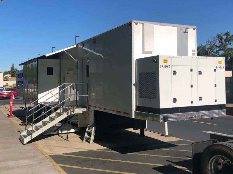 Mobile Cath Lab
